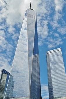 CFD Handel lernen Wolkenkratzer